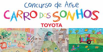 Carro dos Sonhos Toyota
