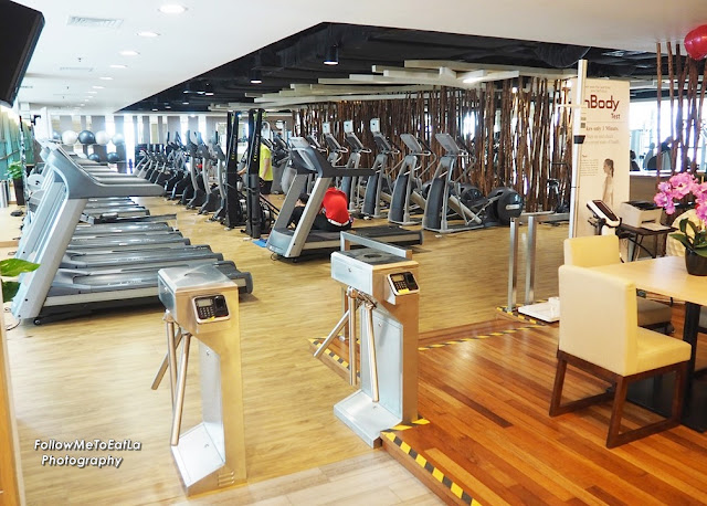 Spacious & Fully Equip Medical Fitness Center