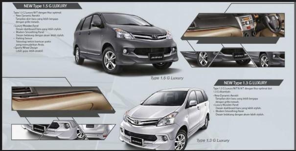 530 Gambar Mobil Avanza Luxury HD Terbaik