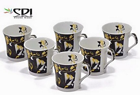 Flat 65% off on CDI Stone Ware (Cups, Tea & Coffee ware) @ Pepperfry