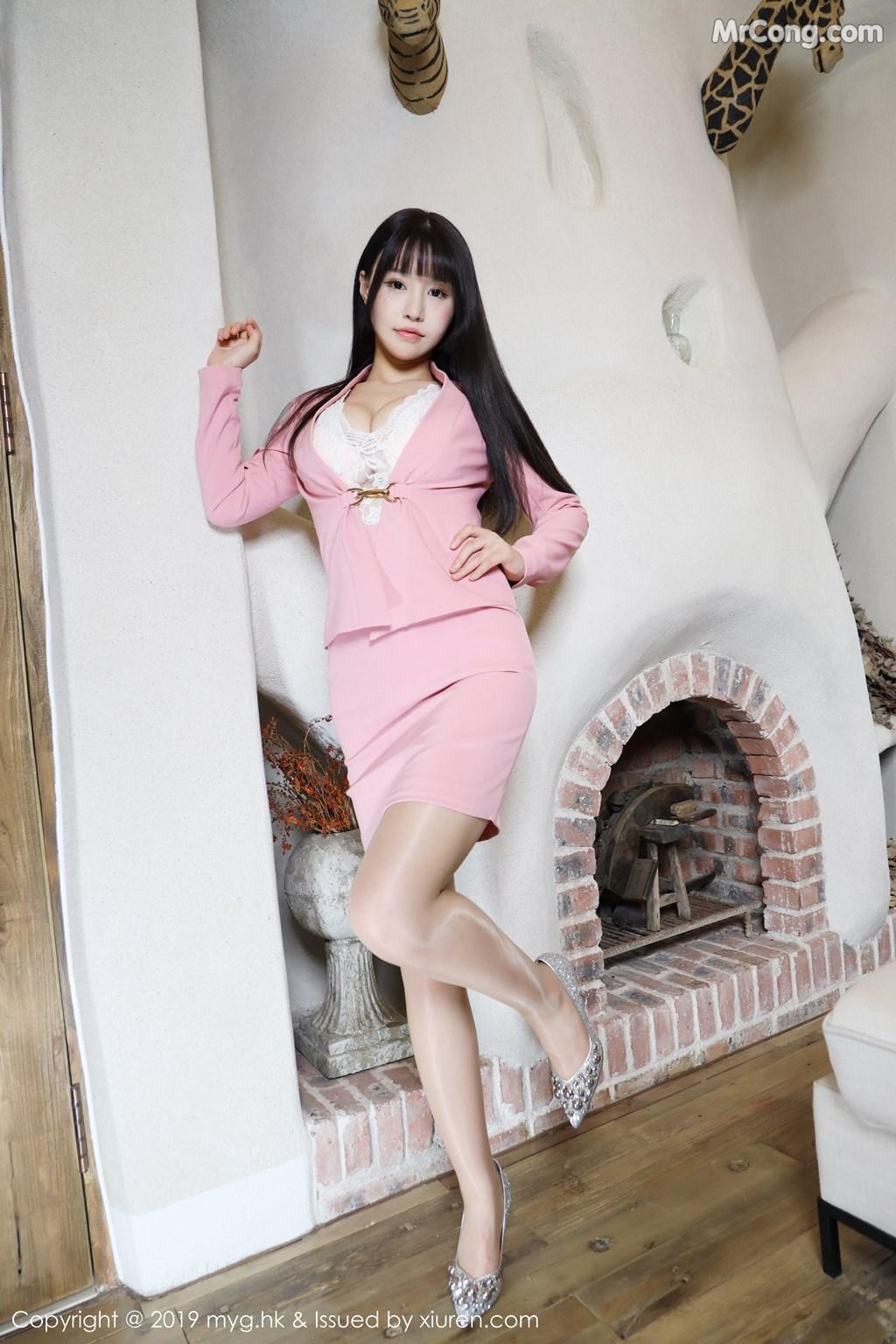 Image MyGirl-Vol.388-Zhu-Ke-Er-Flower-MrCong.com-005 in post MyGirl Vol.388: Zhu Ke Er (Flower朱可儿) (51 ảnh)