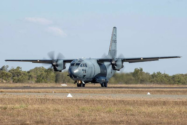 Australia relies on C-27J Spartan to enhance response and engagements