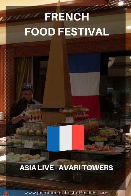 French Food Festival 2017 at Avari Towers