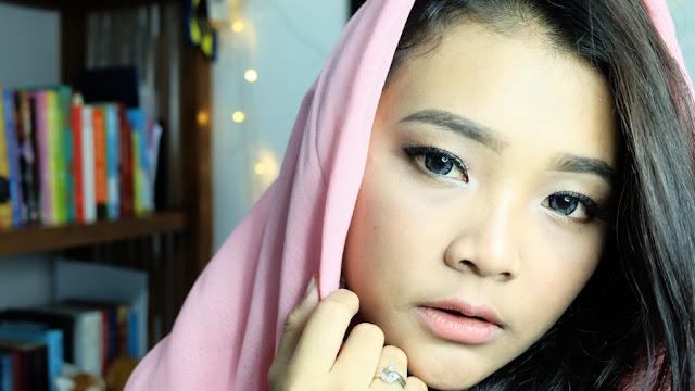 One Brand Makeup Tutorial Untuk Lebaran : WARDAH
