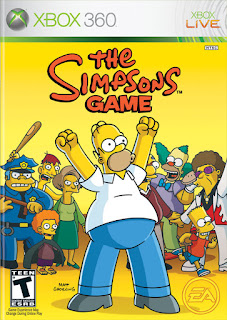 The Simpsons Game (X-BOX360) 2007