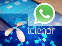 WhatsApp, Telenor fee WhatsApp, Telenor, free Calls, Free Video Calls, Free Audio Calls, telenor weekly,