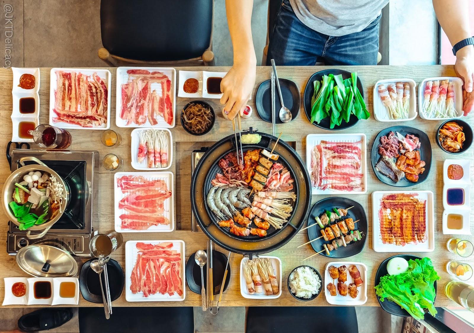 Jktdelicacy Com Ssikkek Korean Bbq Buffet Bbq Paling Terjangkau
