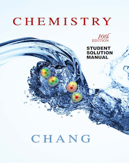 Chemistry 10th Edition Student Solutions Manual by Raymong Chang