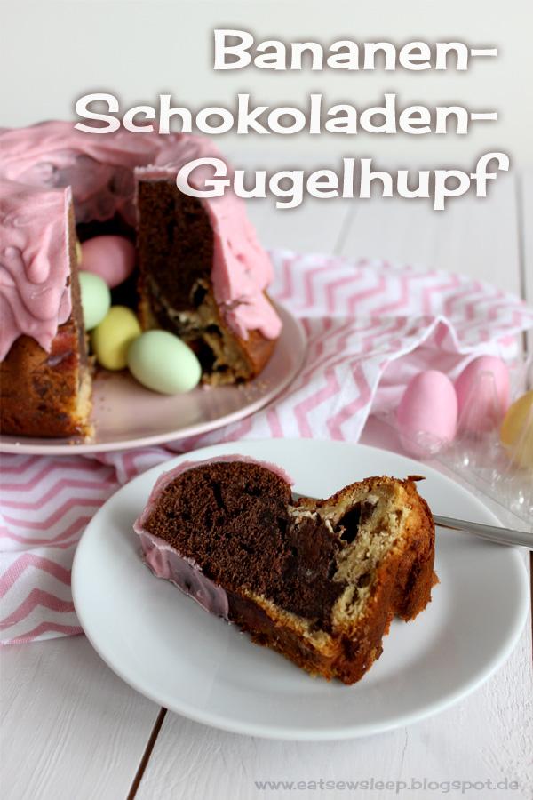 Bananen-Schokoladen-Gugelhupf www.eatsewsleep.blogspot.de