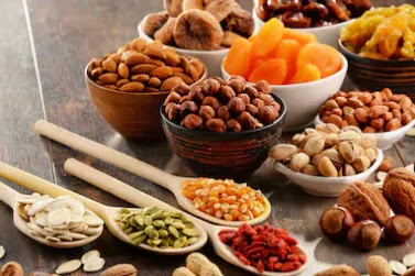 Amazing benefits of Dry Fruits.