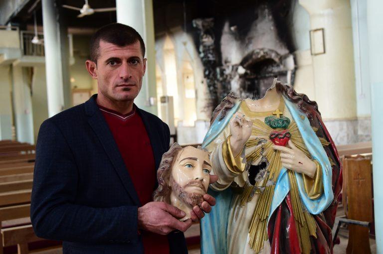 Muslim Irak Bangga Terlibat Renovasi Gereja yang Dihancurkan ISIS