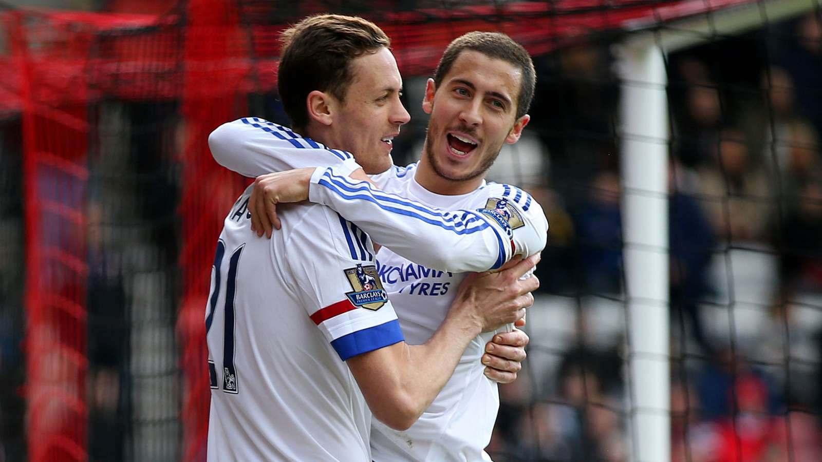 Matic: Hazard's good ness is why he didn't shine in Madrid