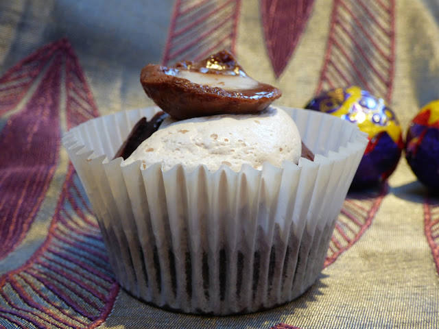 creme eggs, recipes with creme eggs, Easter recipes