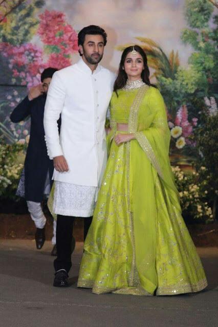 Alia Bhatt and Ranbir Kapoor Photos