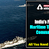 India's First Maritime Theatre Command: All you need to know