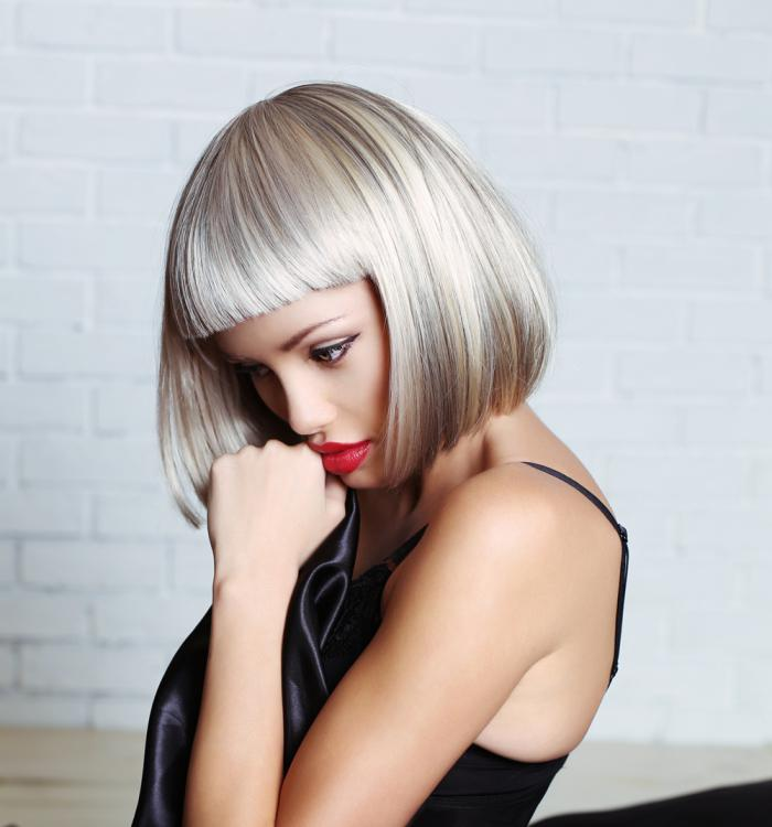 Bob haircut - 2020. The main trends in coloring