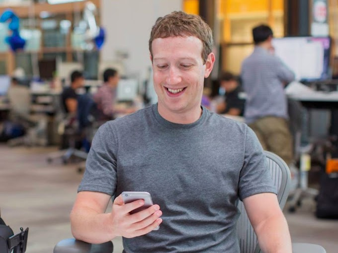 Mark Zuckerberg has a TikTok account!