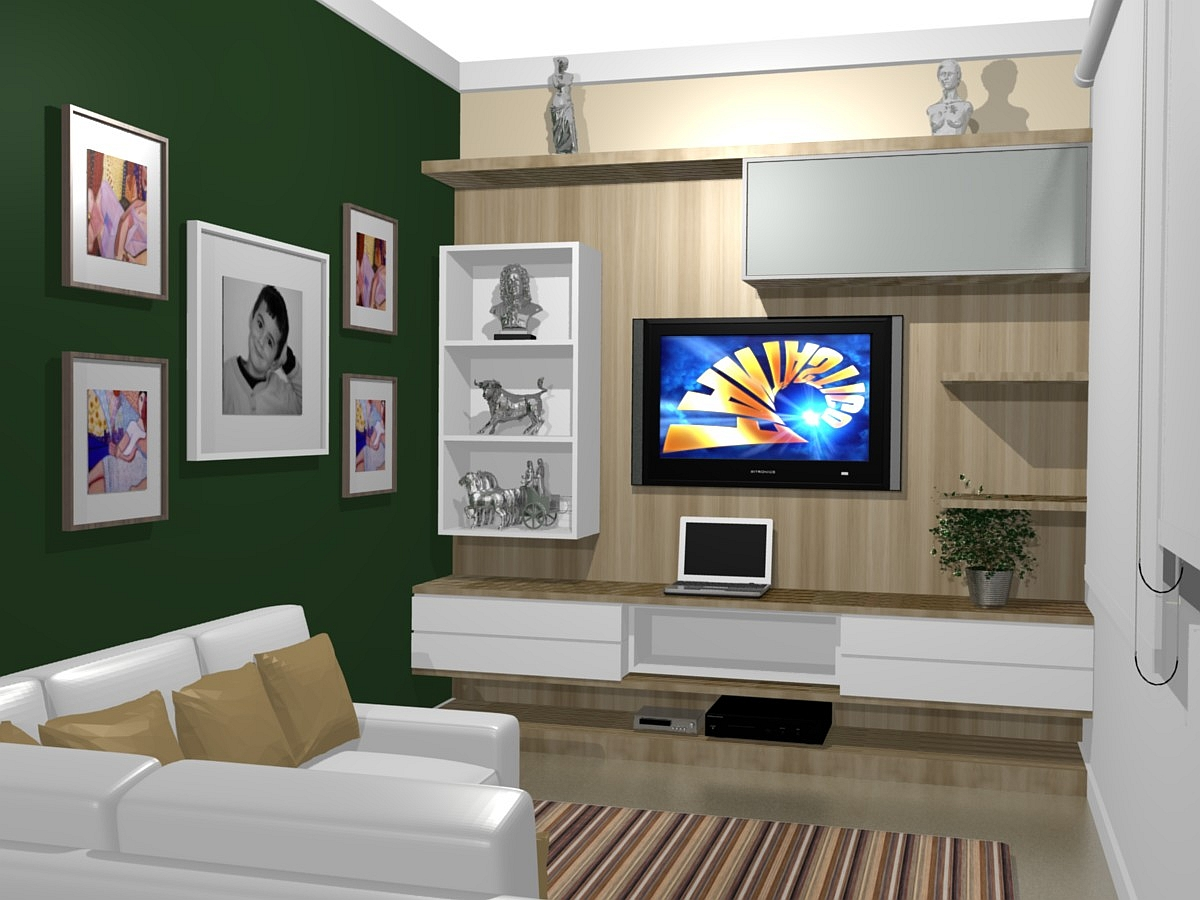 home and decor trans tv jdesign marcenaria ambientes transformados 12201