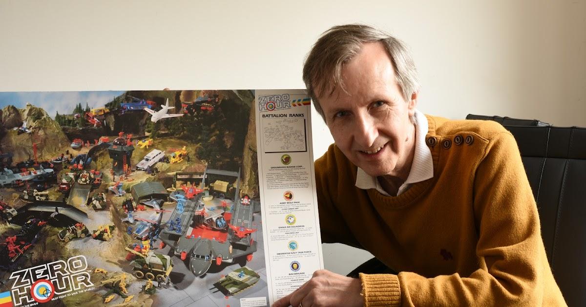 MOONBASE CENTRAL Richard Dixon s Zero Hour Toys 2 An Inside Look