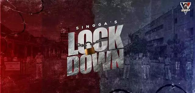 LOCKDOWN LYRICS – SINGGA   NewLyricsMedia.com
