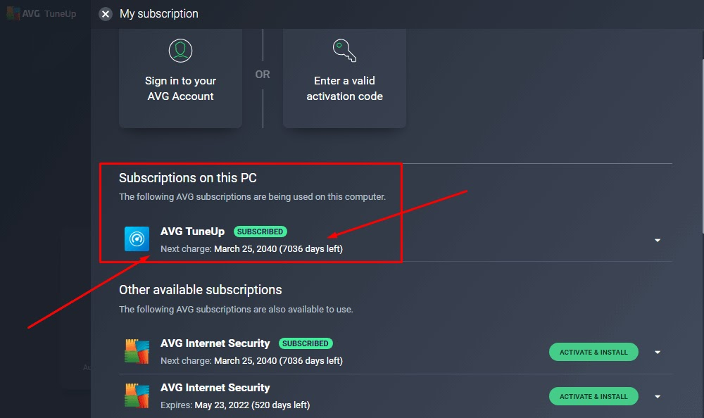 AVG TuneUp 2021 Product Key (Lifetime Activated) Free Download