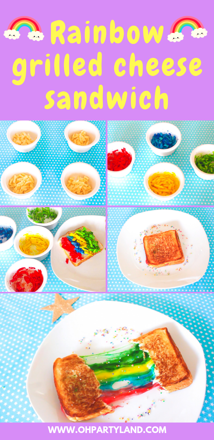 rainbow-grilled-cheese