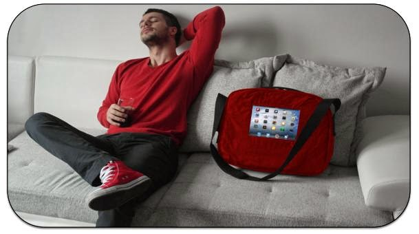 Cool and Innovative Gadget Recharging Bags (15) 10