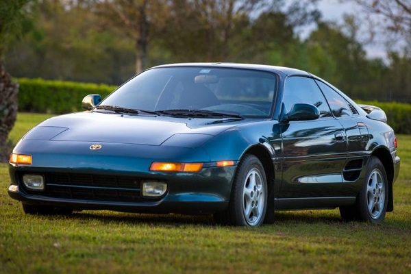 8 Mobil Sport Toyota Terbaik Sepanjang Sejarah