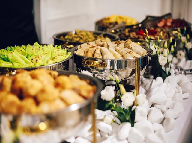 Tiệc buffet gia đình Halal tại Singapore