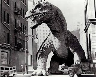 Still - Beast from 20,000 Fathoms (1953)