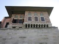 İstanbul Eminönü deki Yeni Cami Hünkar Kasrı evi