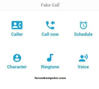2 Cara Membuat Panggilan Telepon Palsu (Fake) Dari HP