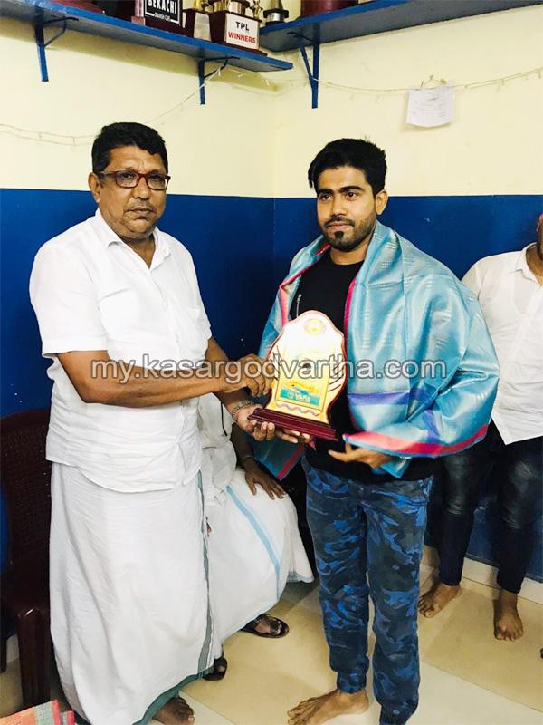 News, Kerala,Club, Felicitation, Felicitation program Conducted