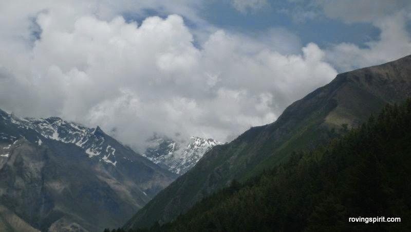Beautiful views from Chitkul