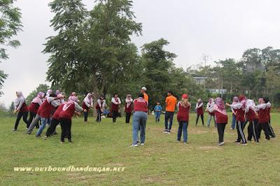 Paket Team Building Bandungan