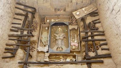 Resultado de imagen para ULtimo descubrimiento arqueológico en Sipan