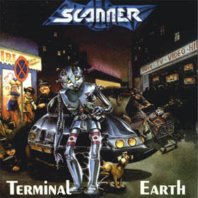 Scanner - Terminal Earth (full album)