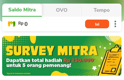 Kode Referral Mitra Tokopedia