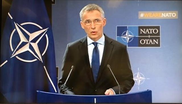 """A NATO pega em armas para """"combater o coronavírus"""""""