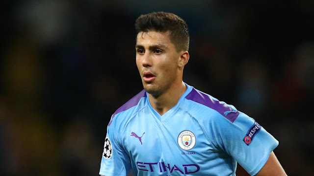 Fate will decide the game against Real Madrid - Rodri
