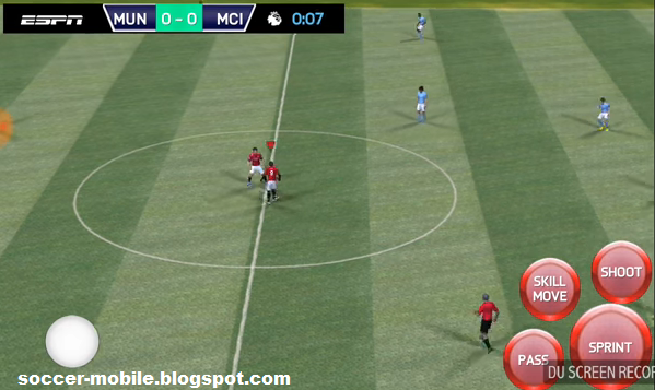 Download fifa 14 mod 19 update transfers apk + data obb   pes-android.