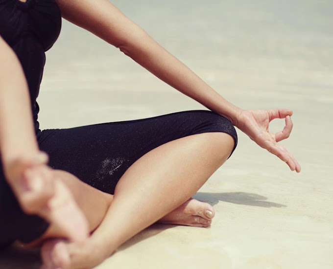 Chin Mudra - practitioner of the goal of yoga