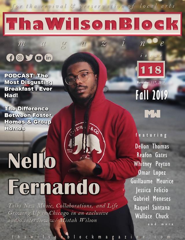 ThaWilsonBlock Magazine Issue118