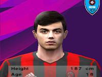 Face Daniel Maldini PES 6 Terbaru 2020