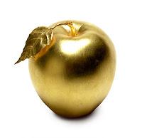 Resultado de imagen de manzana dorada