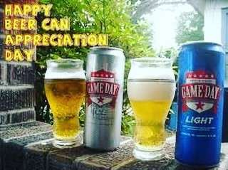 National Beer Can Appreciation Day Wishes for Whatsapp