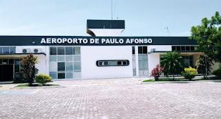 Aeroporto de Paulo Afonso passa a ser administrado pelo Governo da Bahia