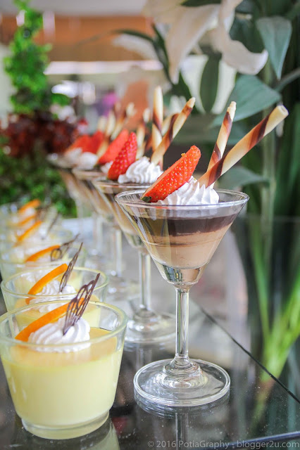 Pemanis mulut Buffet Ramadan Selera Desa Di Ancasa Hotel & SPA Kuala Lumpur