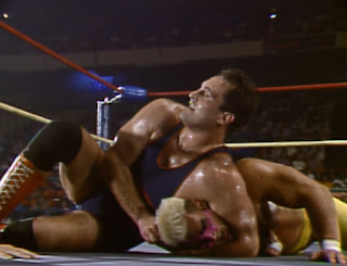 NWA Great American Bash 1988 - Mike Rotunda vs. Sting