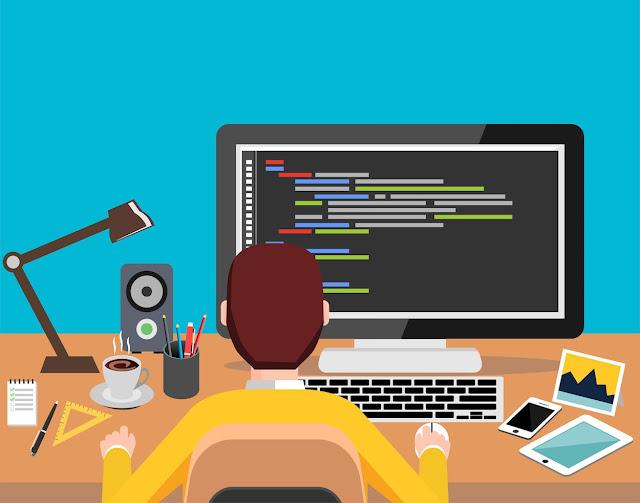 اهم البرامج لكي تتعلم برمجة الحاسوب